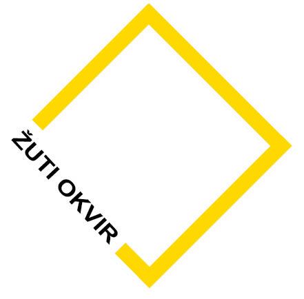 žuti okvir