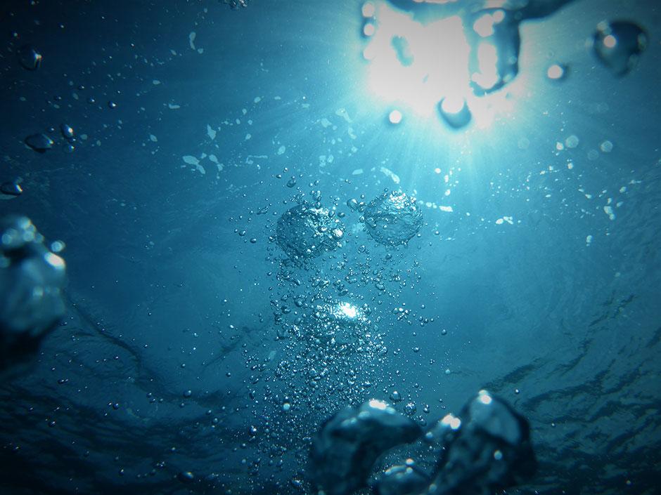 Njezino veličanstvo voda