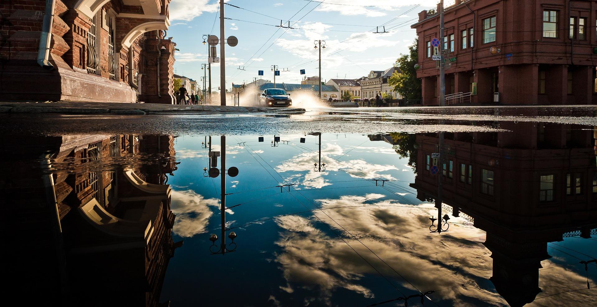 Gradovi pod prijetnjom poplava