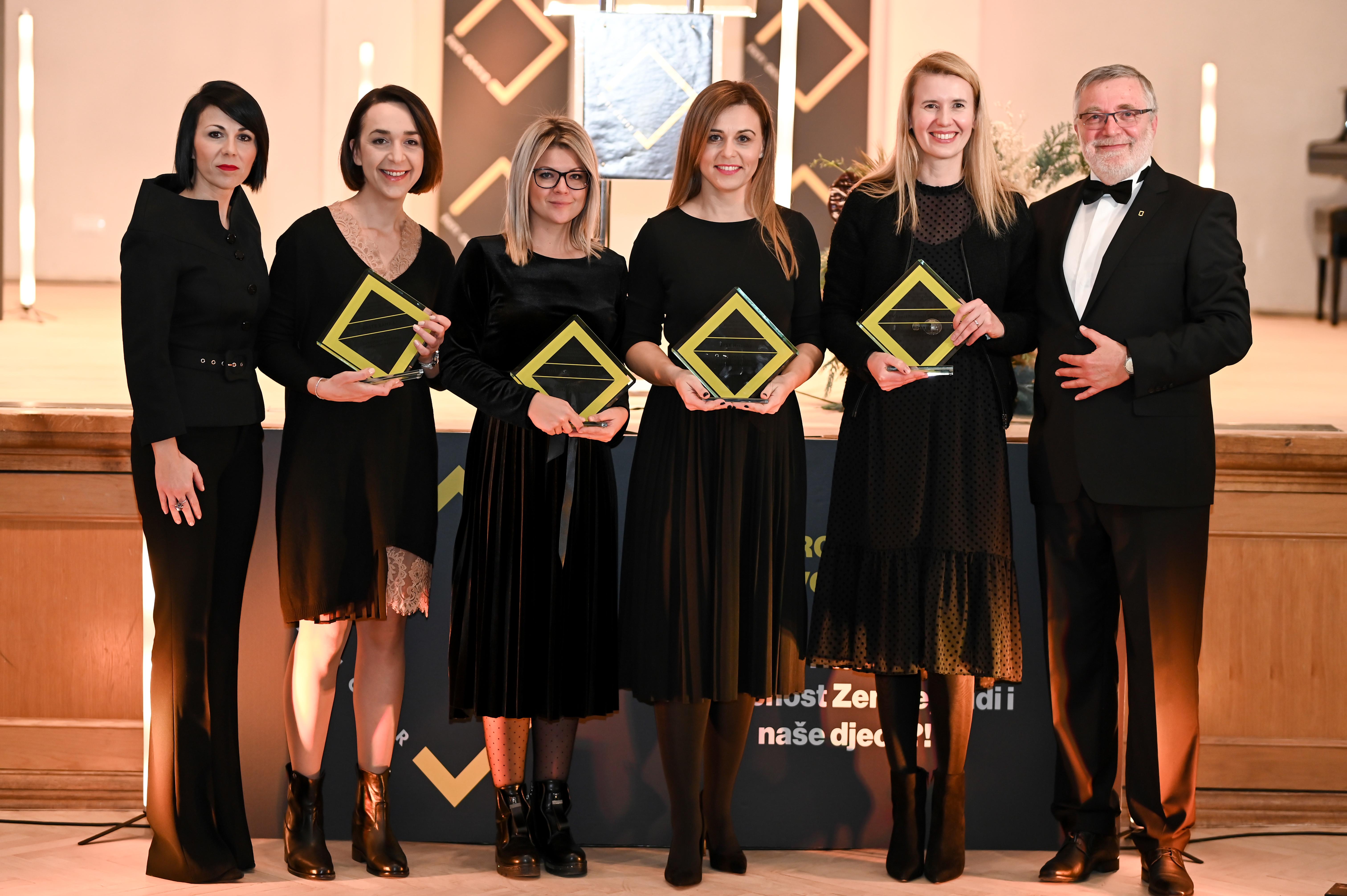 Video: Svečana dodjela nagrada Žuti okvir 2019.